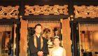 お寺で結婚式の前撮り!